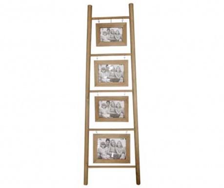 Okvir za 4 fotografije Ladder