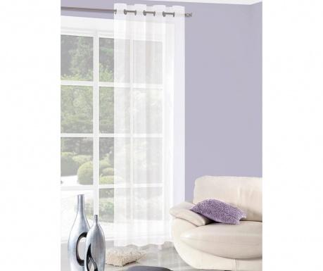Záclona Lucy White 140x250 cm