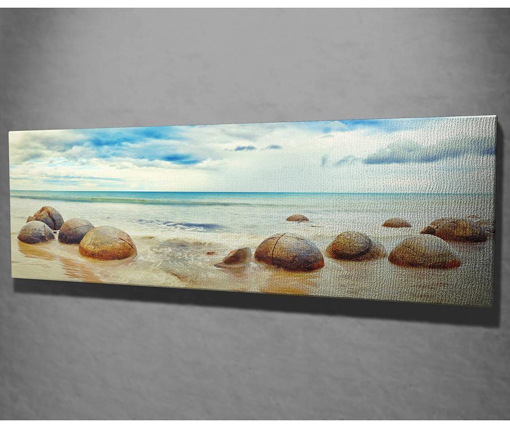 Tablou Sea 30x80 cm