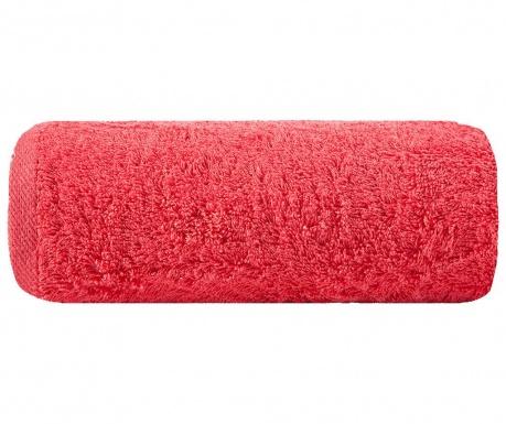 Prosop de baie Plain Red 30x50 cm