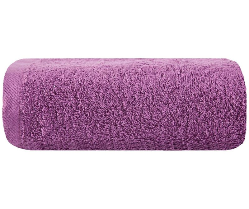 Prosop de baie Plain Purple 70x140 cm