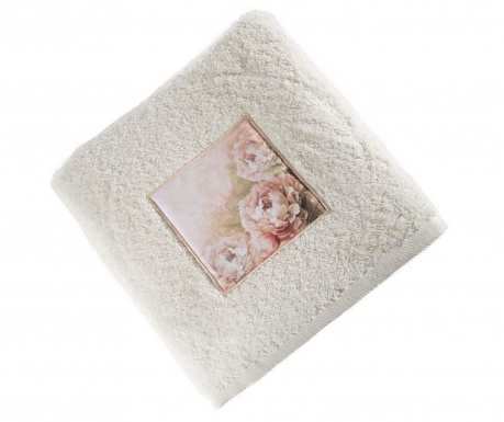 Kopalniška brisača Ella Cream