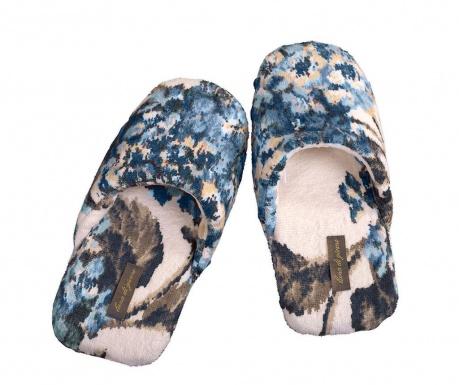 Domácí pantofle Ortensia Blue 39/40