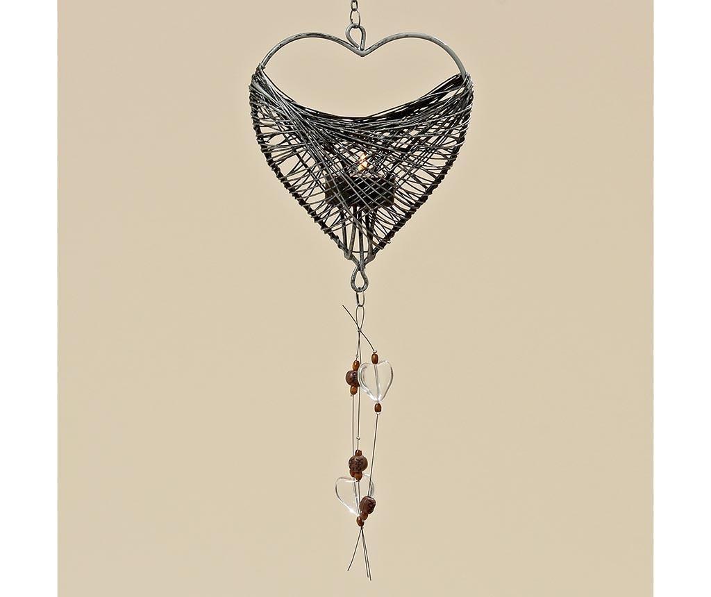 In a Heart Felfüggeszthető gyertyatartó