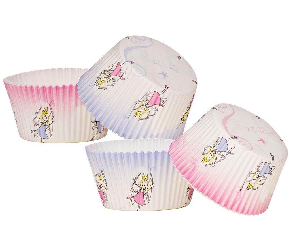 Fairycake 40 darab Muffin forma