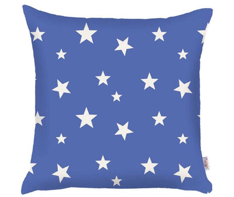 Jastučnica Stars Blue 35x35 cm