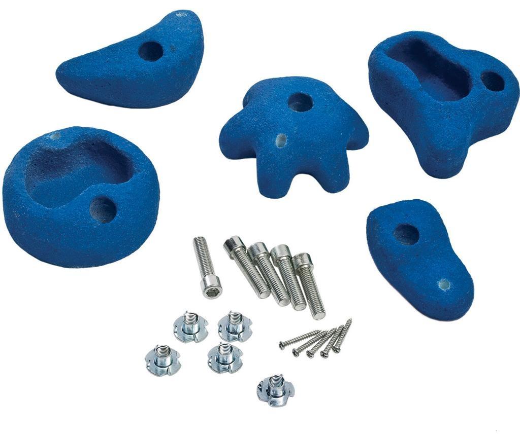 Set 5 pietre de catarat pentru copii Medium Ascent Blue