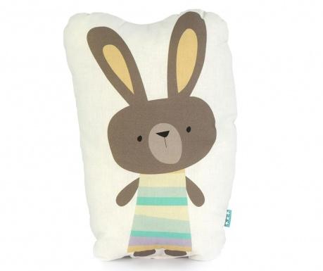 Vankúš Little Rabbits 30x40 cm