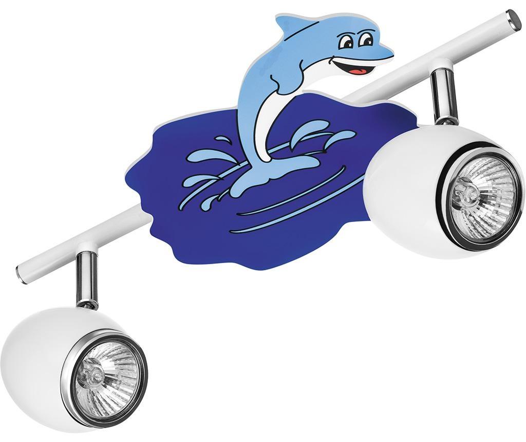 Stropna svjetiljka Delfin Duo