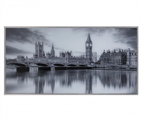 Obraz England 31x61 cm