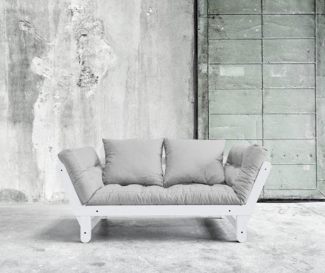 Kauč na razvlačenje Daydream White & Light Grey