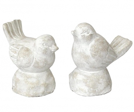 Set 2 decoratiuni Birds