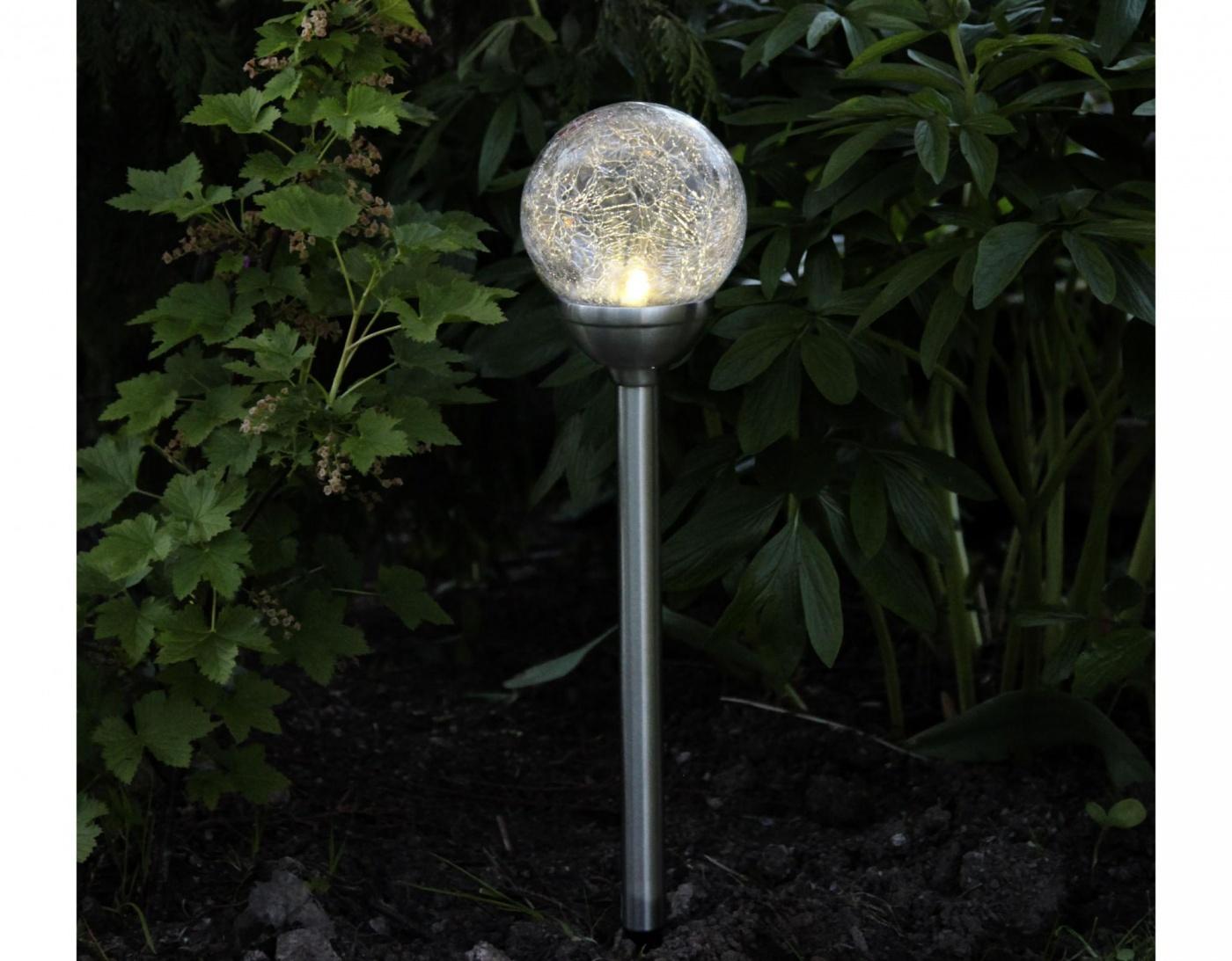 Bauble Napelemes lámpa