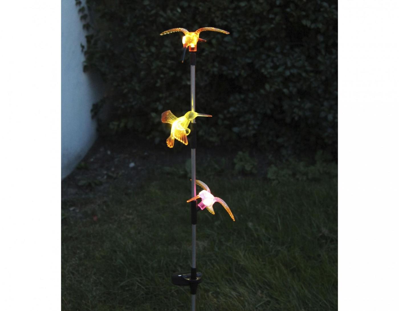 Solarna svetilka Hummingbirds