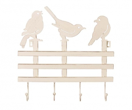 Hanger Singing Birds Three