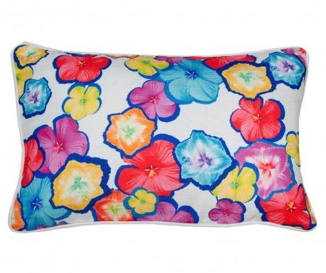 Poduszka dekoracyjna Colourful Flowers 30x45 cm
