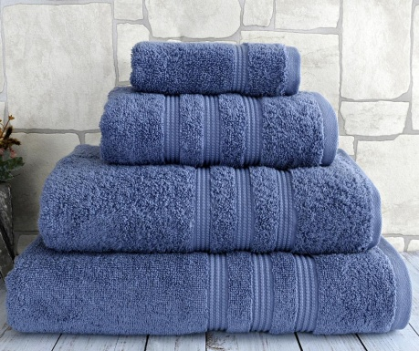 Kupaonski ručnik Classy Coresoft Blue