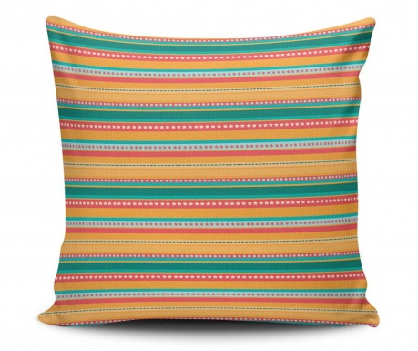 Cushion cover Stars and Lines 45x45 cm