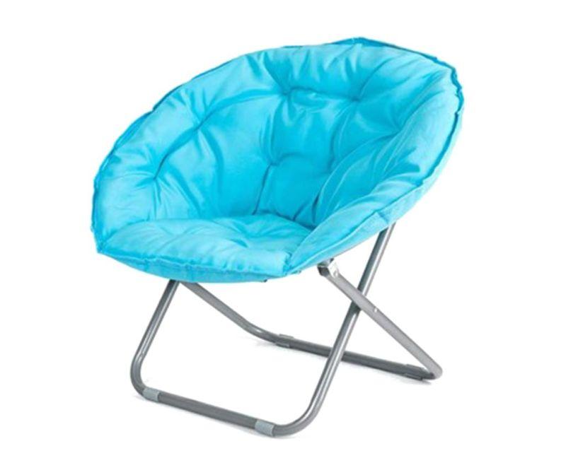 Anzio Light Blue Összecsukható kültéri szék