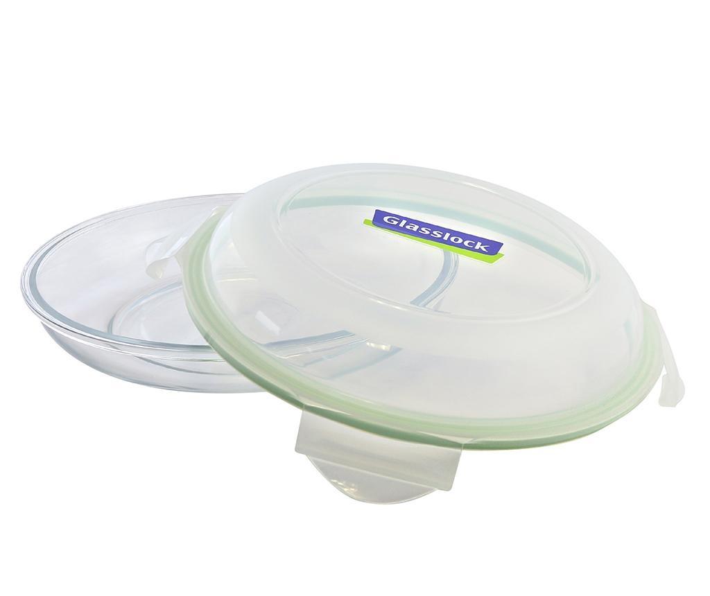 Zdjela s   hermetičkim poklopcem Plus Round 1.75 L