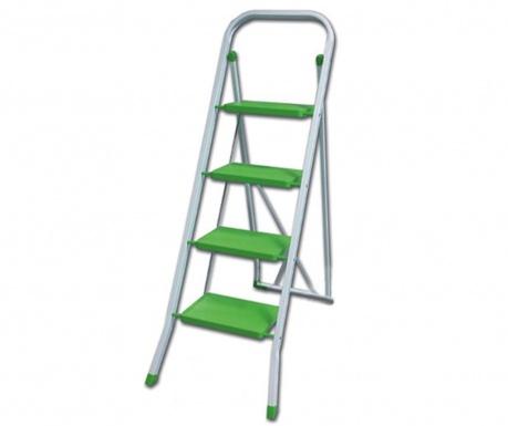 Сгъваема стълба Rise Green Four