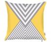 Prevleka za blazino Sonya Yellow 43x43 cm