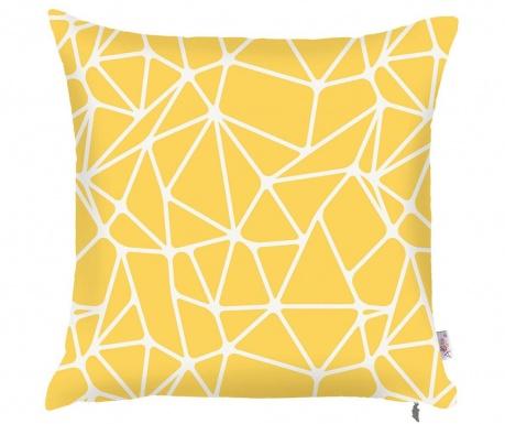 Poszewka na poduszkę Siria Yellow 43x43 cm