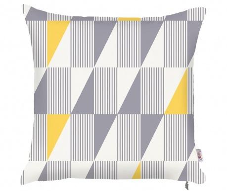 Jastučnica Sandra Grey 43x43 cm