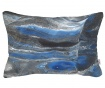 Fata de perna Abstract Blue 31x50 cm