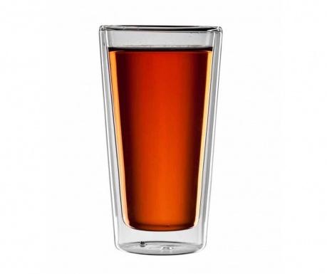 Set 6 pahare pentru ceai Tripoli 340 ml