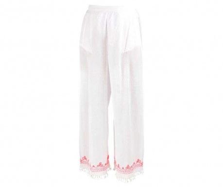 Plážové nohavice Long Pink M