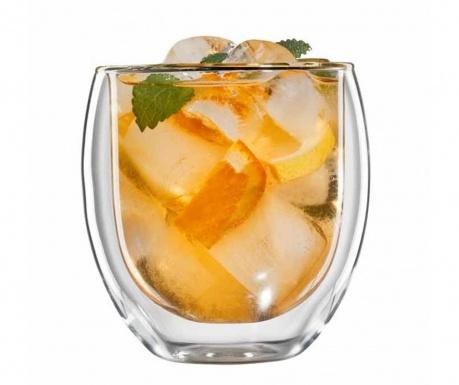 Set 2 pahare pentru ceai Tanger Twin