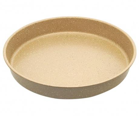 Round Yan Beige Sütőtepsi