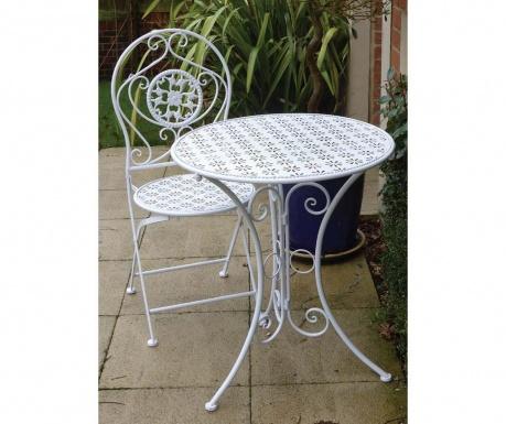 Rads Asztalka és 2 db szék