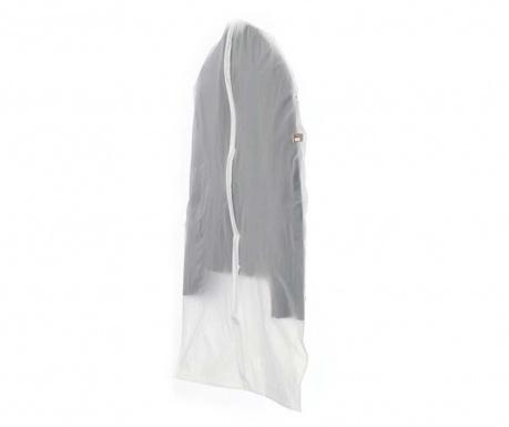 Pokrowiec na ubrania Natural White 60x100 cm