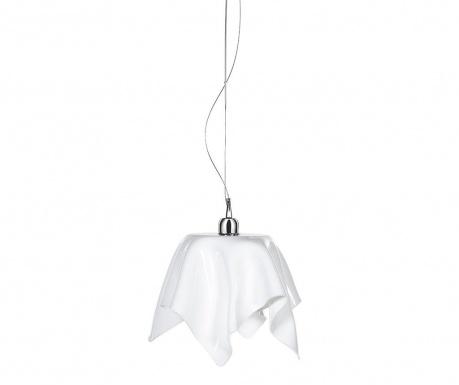 Závěsná lampa Drappeggi D'Autore White Glitter Ace