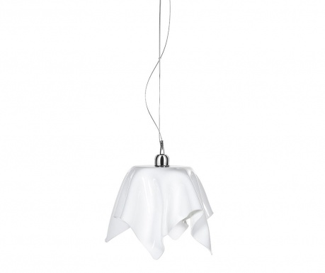 Drappeggi D'Autore White Glitter Ace Csillár