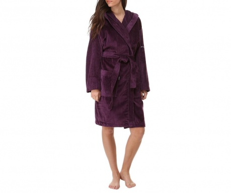 Halat de baie unisex Colors Purple