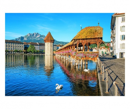 Тапет Lucerne Switzerland 254x366 см