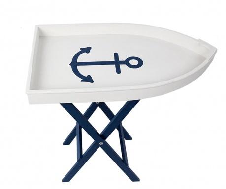 Anchor Összecsukható asztalka tálcával S