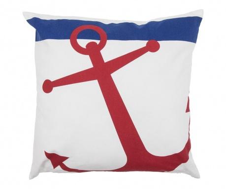Red Anchor Díszpárna 50x50 cm