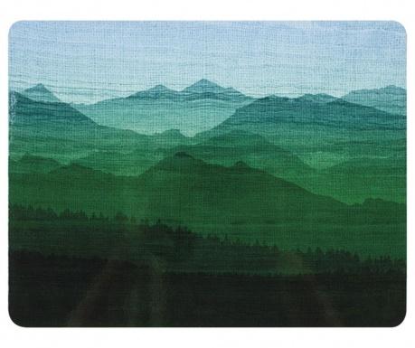 Mountains 4 db Tányéralátét 26x33.5 cm