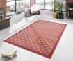 Preproga Tile Coral and Cream 160x230 cm
