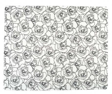 Pogrinjek Black Rose 30x38 cm
