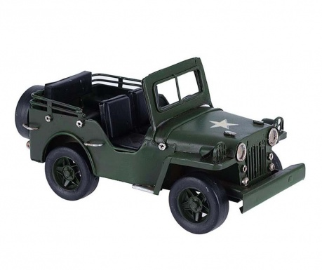 Dekorace Military Car