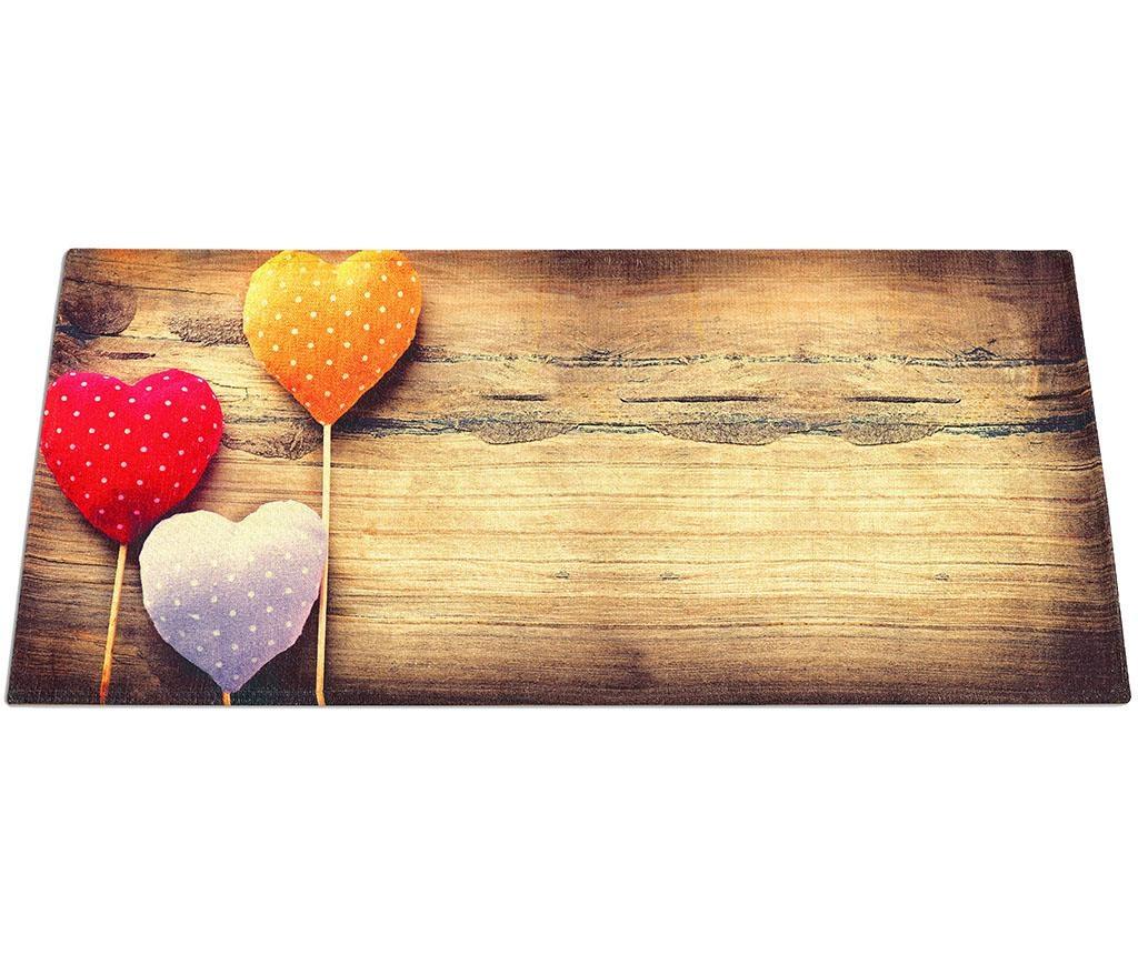 Tepih Sweethearts 60x140 cm