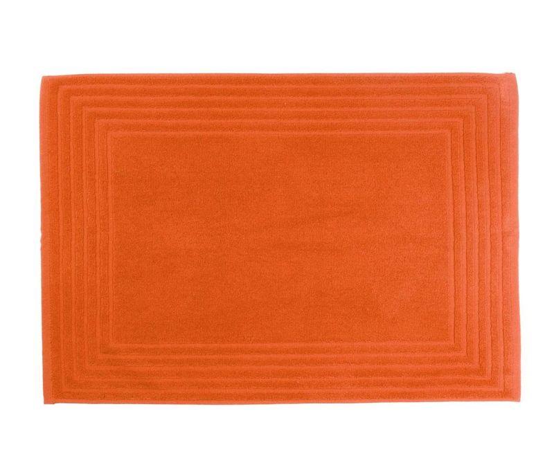 Covoras de baie Alfa Orange 50x70 cm