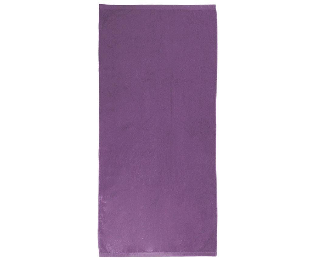 Prosop de baie Alfa Violet 50x100 cm
