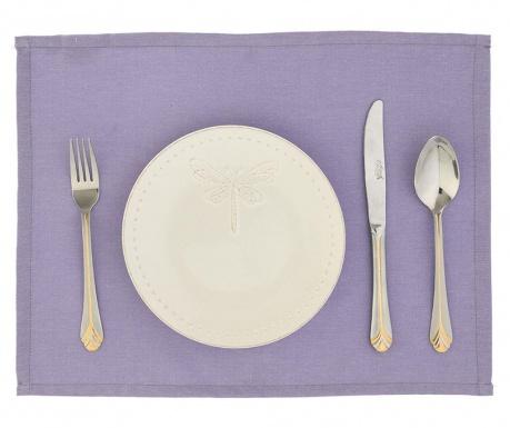 Комплект 2 подложки за хранене Odalis Lilac 33x45 см