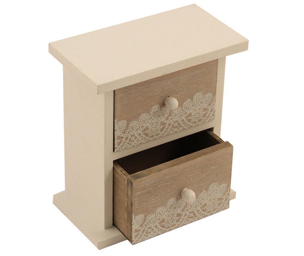Bia Ékszertartó doboz